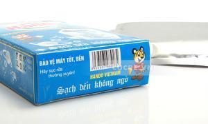 Bột tẩy dành cho lồng máy giặt 6