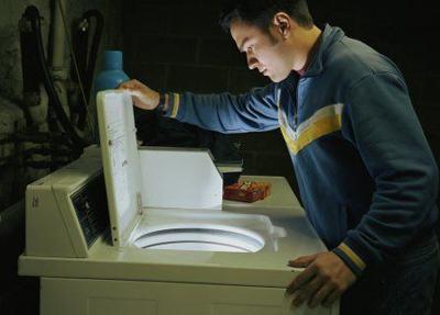 nguyên nhân và cách khắc phục bệnh máy giặt bị mất nguồn